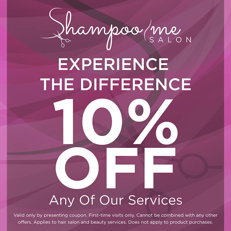 10% Off any of our services